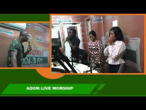 ADOM LIVE WORSHIP WITH APOSTLE PAUL OKO...
