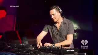 Tiesto - Red lights live