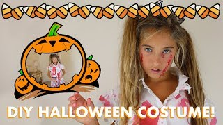 DIY - Make Your Own Halloween Costume! | Rosie McClelland