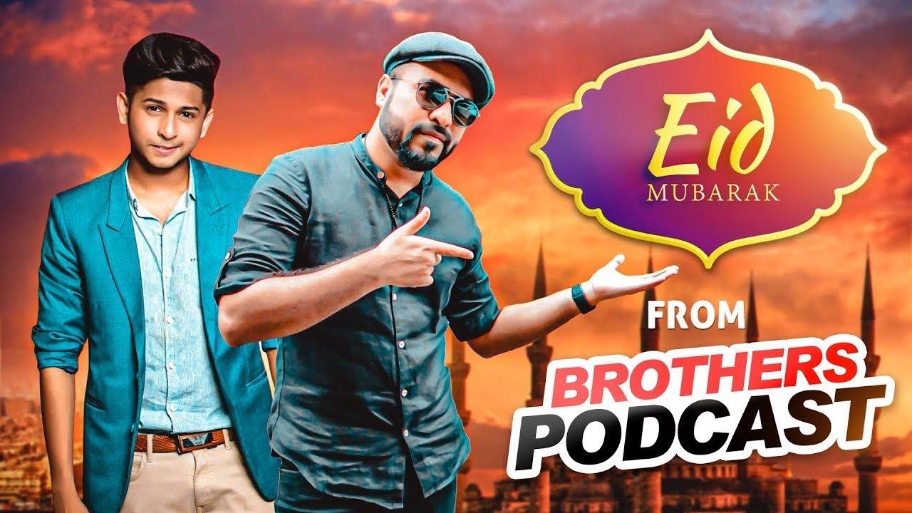 Eid Mubarak from Brothers Podcast (Qurbani Eid) | Tawhid Afridi | TahseeNation