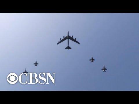 U.S. Navy destroys