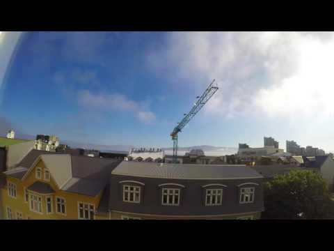 Iceland: 12hr Timelapse   2016 Summer Solstice HD