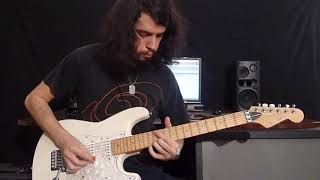 Andy James Guitar Academy Dream Rig Competition - Daniele Tornaghi