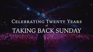 Taking Back Sunday - Live at MacEwan Hall - April 24, 2019