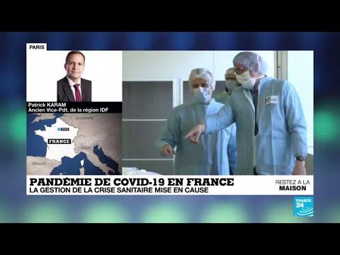 """Coronavirus en France : """"Le confinement est rendu nécessaire par les défaillances de l'État"""""""