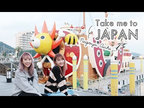 Take me to Japan (Nagoya, Aichi) PART 1 - REAL LIFE THOUSAND
