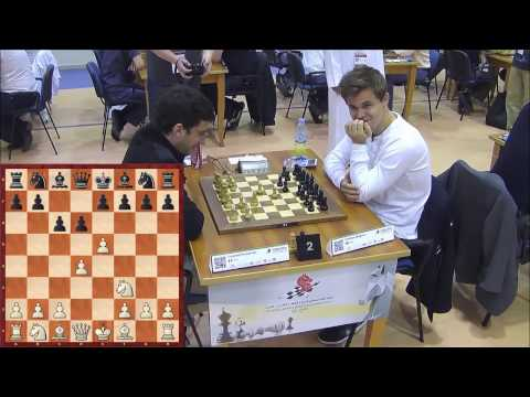 Карлсен издевается в дебюте! Защита Алехина. Шахматы