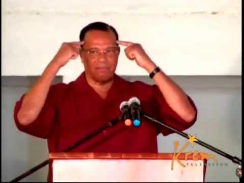 PT-1 Belize Socio/Political challenge-Farrakhan addressed inmates at Belize central prison//