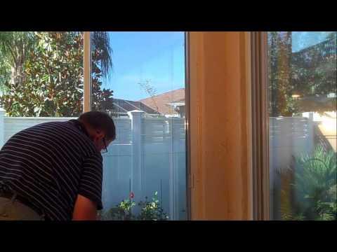 Window Tinting, Block UV, Privacy