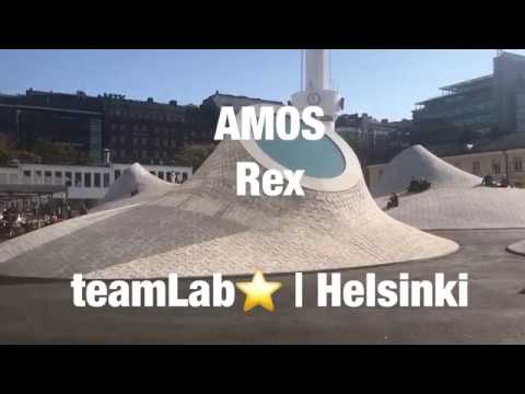 teamLab | AMOS REX | Helsinki