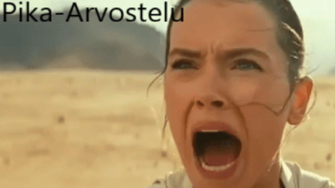 Rise Of Skywalker Arvostelu