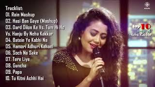 Neha Kakkar top 10 songs 2017 (Mashup) Audio Jukebox