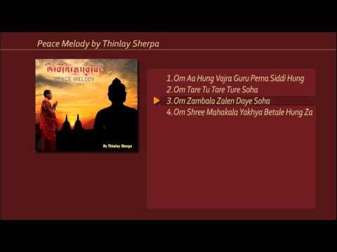 Peace Melody by Thinlay Sherpa