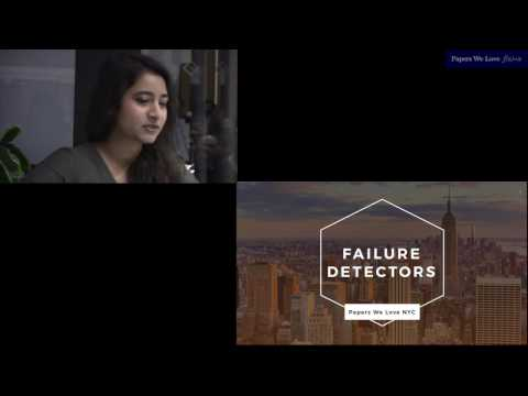 Kiran Bhattaram on Failure Detectors