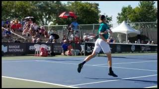 Shapovalov Impresses At Gatineau Challenger 2016