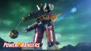 Power Rangers Dino Super Charge Fan Made Opening 1 (Version 2)