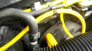 TDI Vacuum Hose Replacement