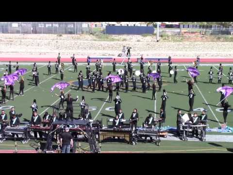 ONATE HIGH SCHOOL MARCHING BAND EL PASO TEXAS