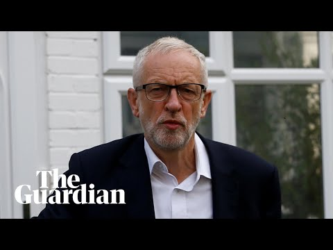 Jeremy Corbyn delivers speech on Labour's vision for Britain – watch live