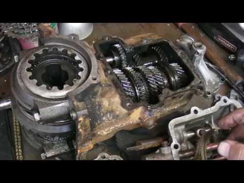 Fiat 850 & Simca 1000 Tranaxle Review - Part 2