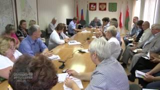 Личная ответственность каждого! В администрации города прошло еженедельное оперативное совещание.(, 2015-08-06T19:56:48.000Z)
