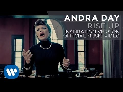 Andra Day - Rise Up [Official Music Video] [Inspiration Version] Mp3