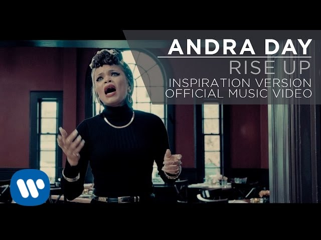 Download Andra Day - Rise Up [Official Music Video] [Inspiration Version]