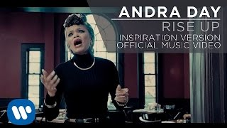 Andra Day Rise Up Official Music Audio Inspiration Version
