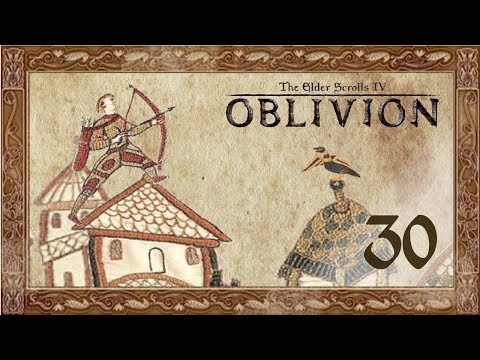Let's Play Oblivion (Modded) - 30 - The Getaway