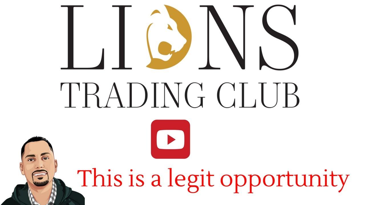 Lions Trading Club News