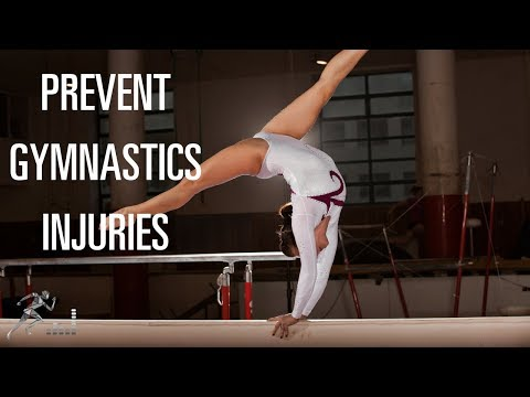 How to prevent gymnastics injuries