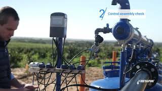 SandStorm™ filter Troubleshooting - Fixing failure in flushing cycle | Netafim