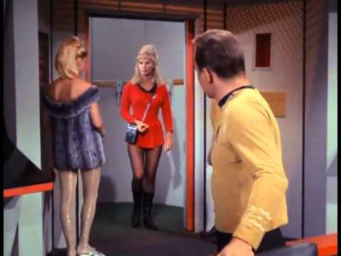 Last Appearance Of Janice Rand In Tos Youtube