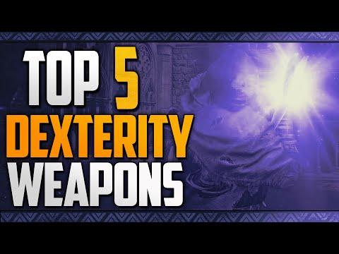Dark Souls 3 - Top 5 Best Dex Weapons