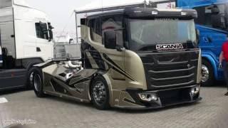 Scania Chimera - Team at Svempa | Scania road show - Truckstar Festival  25 July 2015
