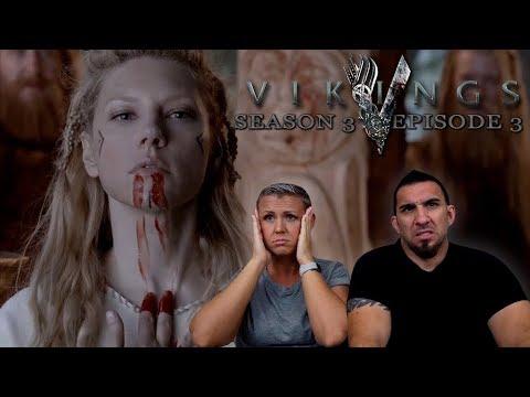 Vikings Season 3 Episode 3 'Warrior's Fate' REACTION!!