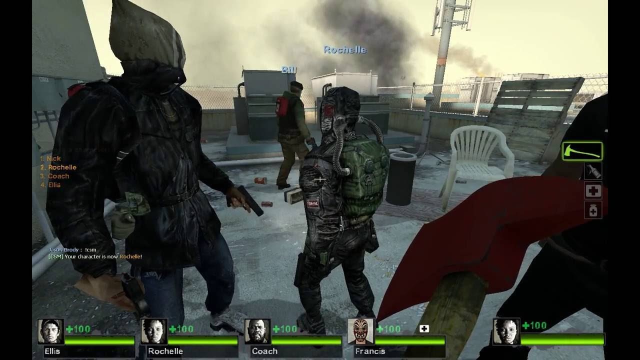 How to mod left 4 dead 2   The Best Left 4 Dead 2 Mods From the L4D2