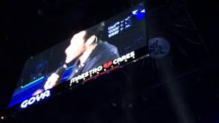 """Marc Anthony - """"Que Precio Tiene El Cielo"""" - American Airlines Arena - Miami - October 3, 2015 - HD"""