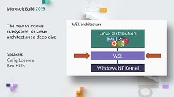 The new Windows subsystem for Linux architecture: a deep dive - BRK3068
