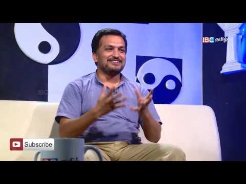 Interview with Piyush Manush   Ep 52 Part 1   Agam Puram   IBC Tamil TV