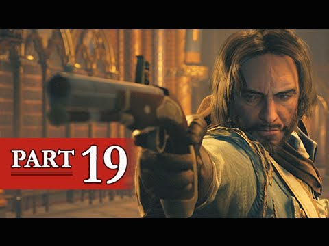 Assassin's Creed Unity Walkthrough Part 19 - Confrontation (PS4 Gameplay Commentary)