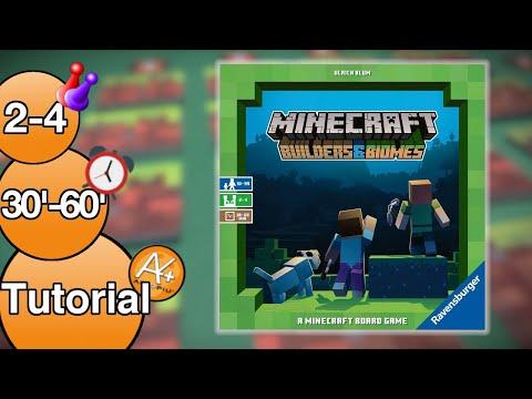 Come si gioca a Minecraft: Builders & Biomes? | Tutorial (ITA)