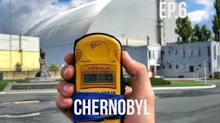 Inside Chernobyl & ghost town of Pripyat (HONEST VLOG)
