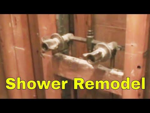 Shower Remodel 3 of 7 👍👍👍