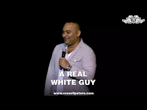 A Real White Guy | Russell Peters