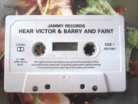 Hear Victor & Barry And Faint - side one