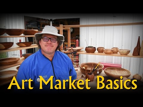 Art, Craft and Farmers Market Basics