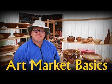 Art, Craft and Farmers Market Basics