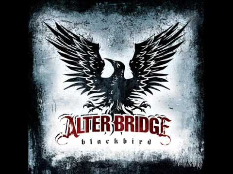 Alter Bridge  Blackbird + Lyrics