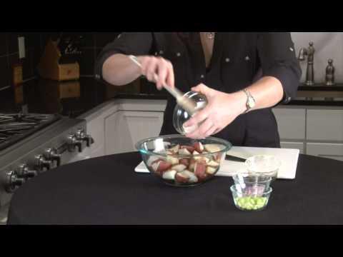 Diabetic Deviled Potato Salad